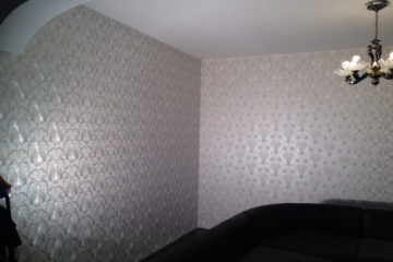 armenschilder behanger binnenschilder beghang patroon beige schilder leusden
