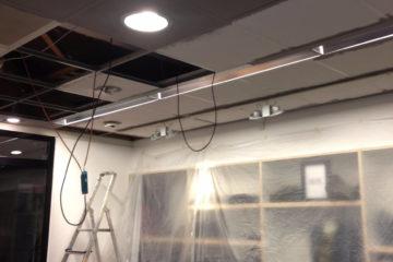 plafond schilder winkel bedrijf binnenschilder schilderen armenschilders.nl